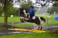 XC with Ros Canter